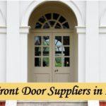 The 5 Best Front Door Suppliers in Ireland